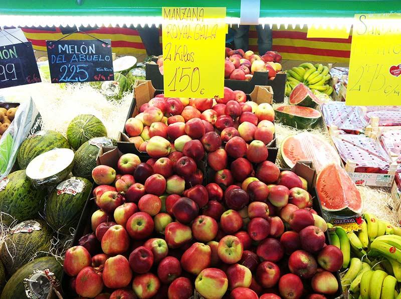 Tienda Frutas Berdejo
