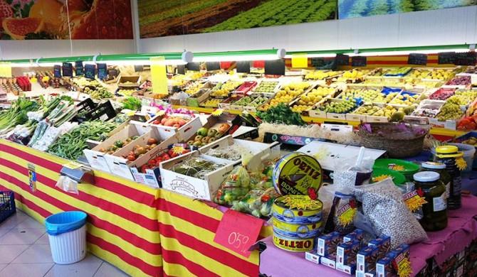 Tienda Frutas Berdejo en «Unidad Móvil»