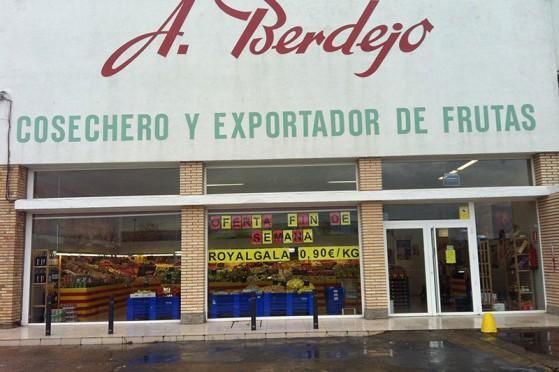 Tienda Berdejo. Galería Fotográfica