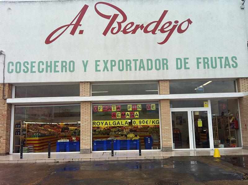S.A Berdejo investigada por Seprona por pesticidas.
