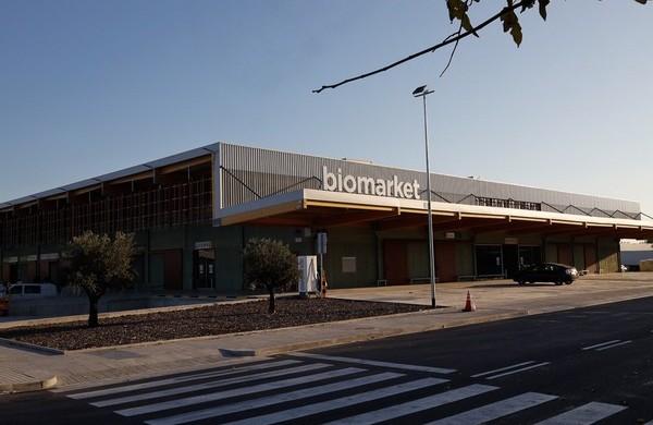 El primer mercado mayorista de alimentos ecológicos de España abre sus puertas