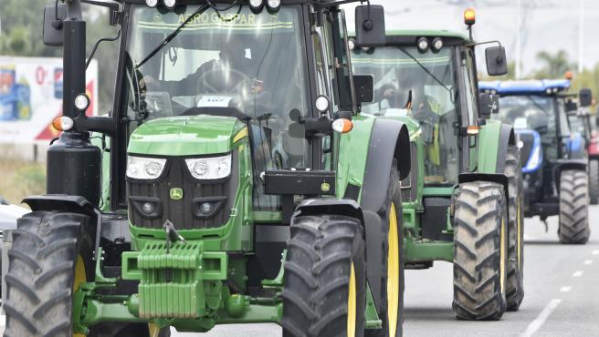 Unas 880 personas mueren en los últimos diez años en accidentes de tractor